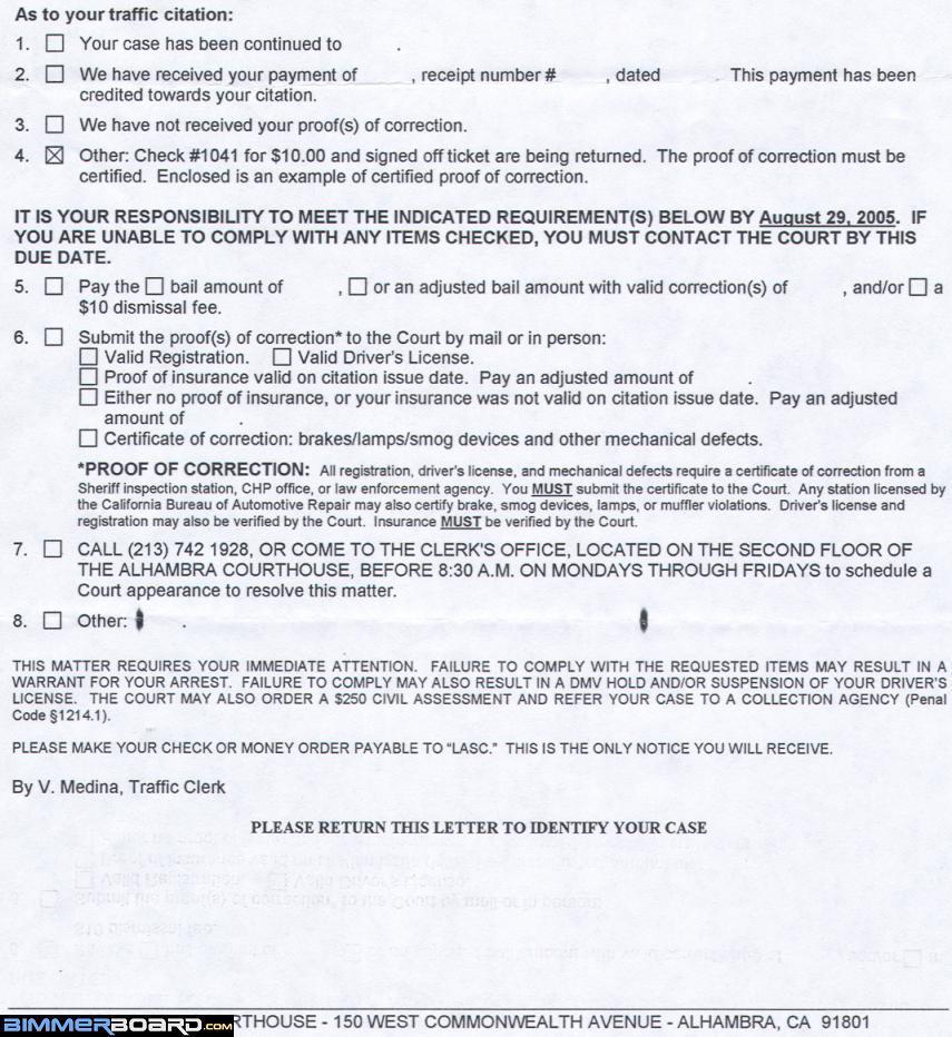 Need To Get Fix It Ticket Certified In Los Angeles Ideas