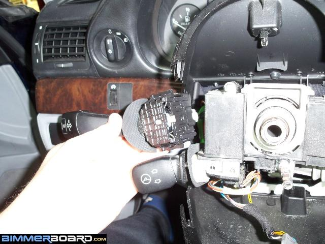 How do you replace a turn signal switch?