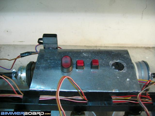 DIY injector flow bench