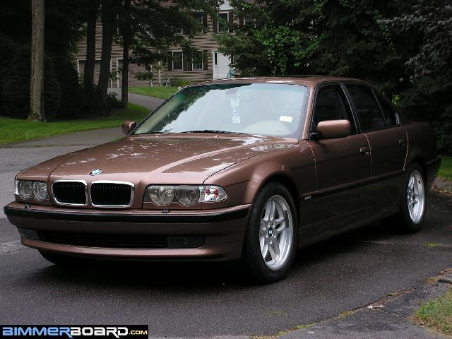 BMW E38 Club - Симпотичный цвет