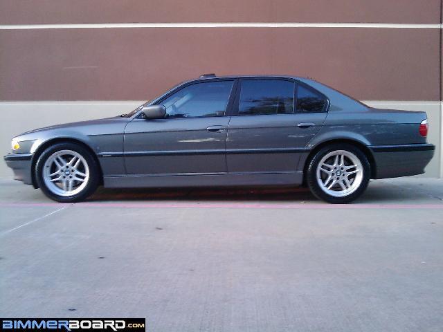 Worksheet. 2001 BMW 740i for sale near you