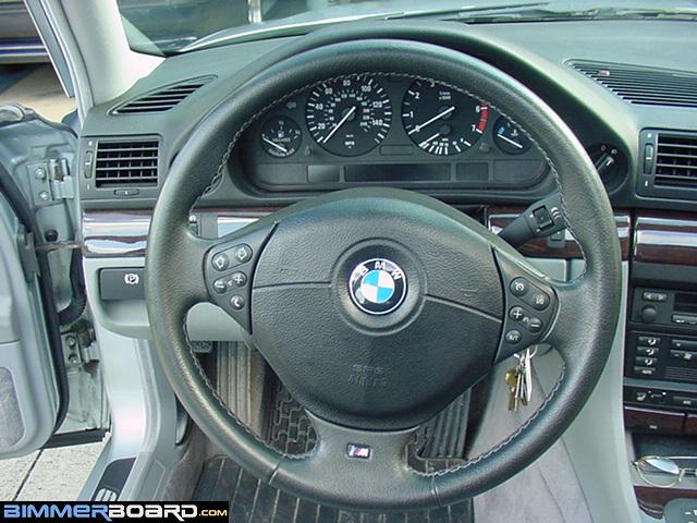 4-Spoke to 3-Spoke M Sport Steering Wheel DIY Swap