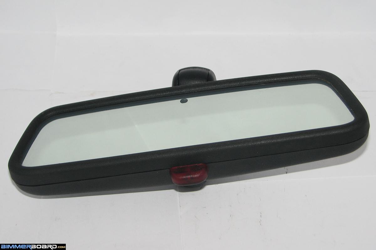 Rear View Mirror Not Dimming Mini Cooper Fuse Box Clicking Glare Sensor Dot Embedded In Glass