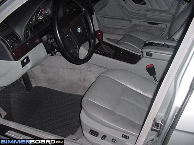 Will E38 Floormats fit the E39
