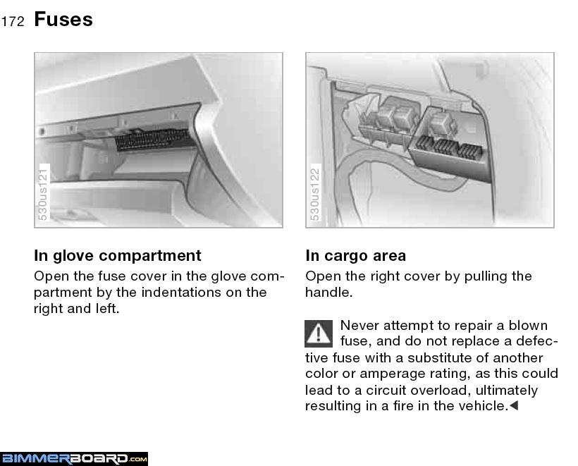 2002 Bmw X5 Fuse Box Location - Example Electrical Wiring Diagram •