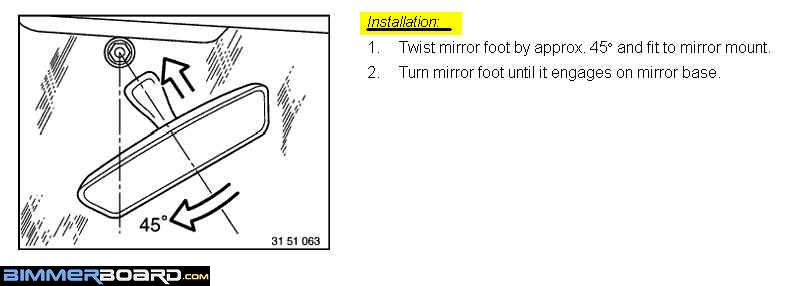 RearView Mirror Remount Instructions wiring schematic of rear view mirror schematics wiring diagrams \u2022