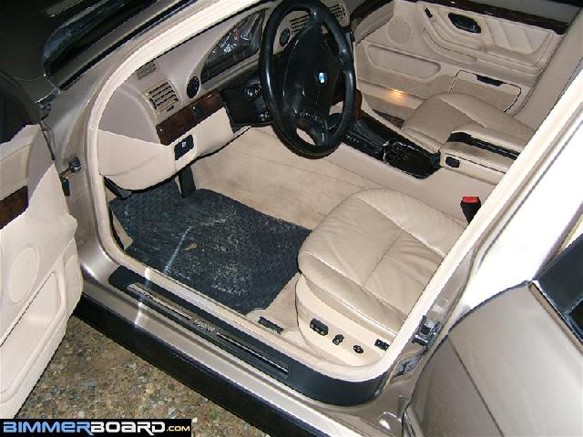 More Pics Rubber Floormats In Beige Interior Stuff I Used To