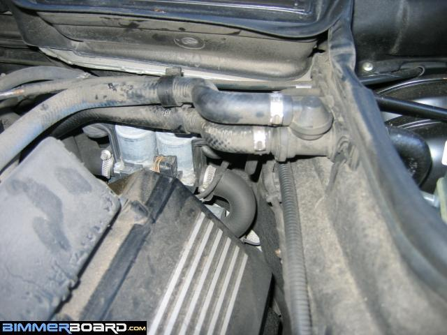 fixed my passinger side blowing no heat problem i just had the rh bimmerboard com E36 Heater Valve Cleaning BMW Heater Valve Repair