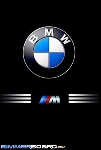 Iphone Bmw Logo Wallpaper