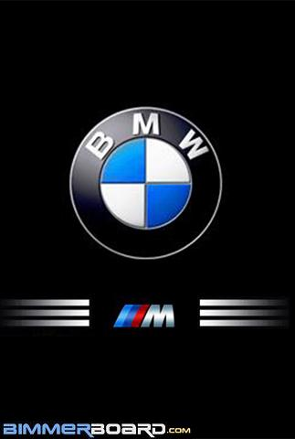 Re Upgraded Iphone Bmw Logo Wallpaper