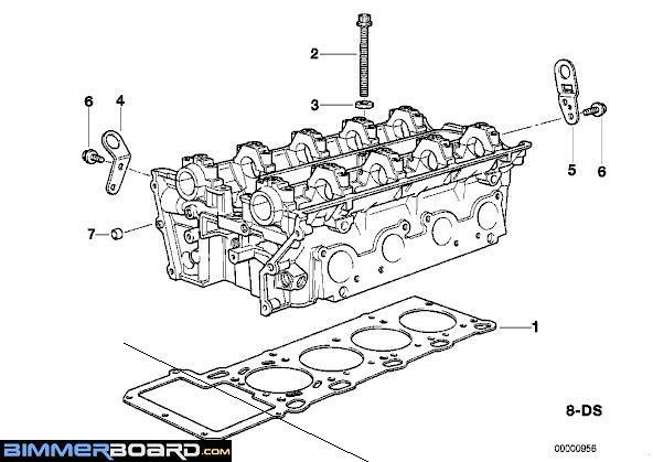 BMW E38 Club - 740i сломал прокладку головки блока.... что делать ? =/